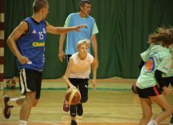 Basketbalový camp 2019